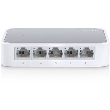 5 Port TP-Link TL-SF1005D 10/100Mbps Network Switch