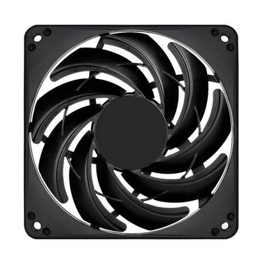 120mm SilverStone FN124 Slim Profile of 15mm Thickness Case Fan