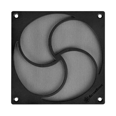 SilverStone FF125B HiFlow Air Filter 120mm