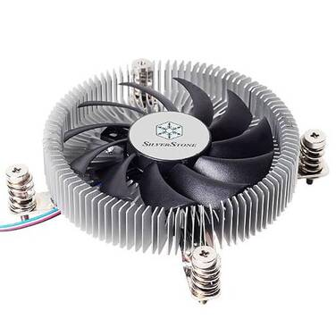 SilverStone NT07-115X Low Profile CPU Cooler SST-NT07-115X