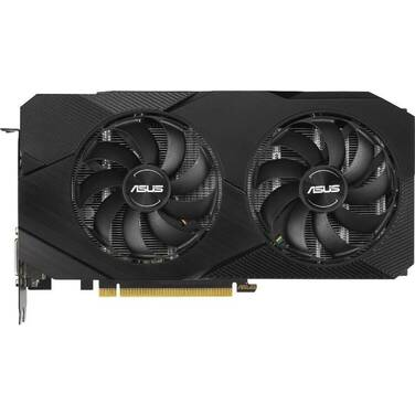 ASUS RTX2060 SUPER 8GB DUAL EVO Gaming OC PCIe DUAL-RTX2060S-O8G-EVO Video Card