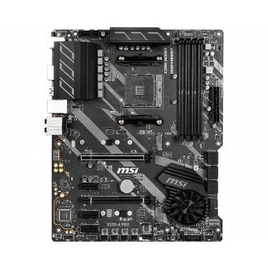 MSI AM4 ATX X570-A PRO DDR4 Motherboard
