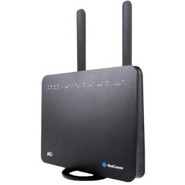 Netcomm NL1901ACV VDSL2/ADSL2 4G LTE Wireless-AC1600 Modem Router