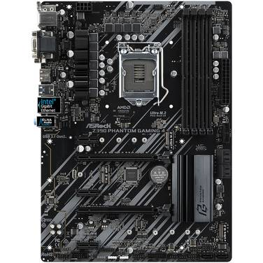 Asrock S1151 ATX Z390 PHANTOM Gaming 4 DDR4 Motherboard