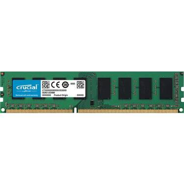 4GB DDR3 (1x4G) Crucial 1600MHz RAM Module PN CT51264BD160B