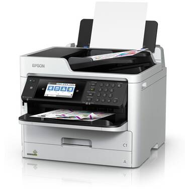Epson WF-C5790 WorkForce Pro A4 Colour Multifunction Wireless Inkjet Printer
