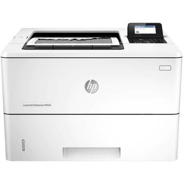 HP LaserJet M506DN Mono Laser Printer PN F2A69A