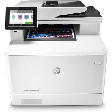 HP LaserJet Pro M479FDW Wireless Colour Laser Multifunction Printer