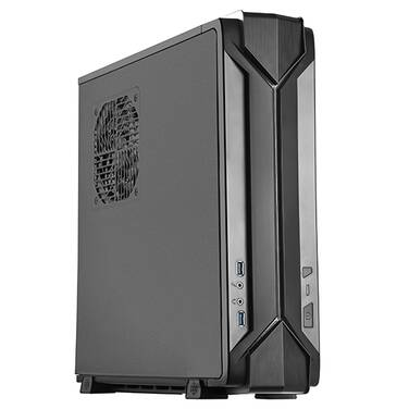 SilverStone Raven RVZ03 Black Mini ITX Case RGB (No PSU)