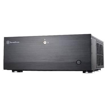 SilverStone Grandia GD07 HTPC Case Black (No PSU)