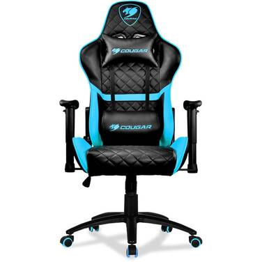 Cougar Armor ONE SKY Gaming Chair Black / Blue
