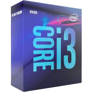 Intel S1151 Core i3 9100 3.6Ghz 4 Core CPU PN BX80684I39100