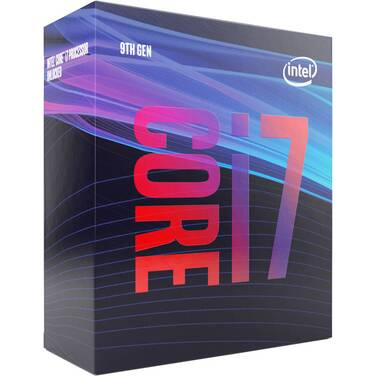 Intel S1151 Core i7 9700 3.0GHz 8 Core CPU PN BX80684I79700
