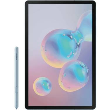 Samsung Galaxy Tab S6 10.5 256GB WiFi Android Tablet Blue SM-T860NZBLXSA
