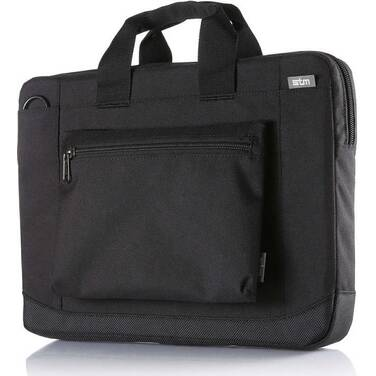 14 STM ACE Cargo Black Shoulderbag PN STM-117-193M-01