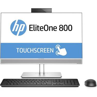 HP 800 EliteOne G3 Core i5 23.8 Touch All in One Win 10 Pro PN 7HW80PA