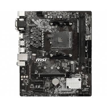 MSI AM4 MicroATX B450M PRO-M2 MAX DDR4 Motherboard