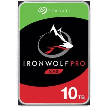 10TB Seagate 3.5 7200rpm SATA IronWolf PRO NAS HDD PN ST10000NE0008
