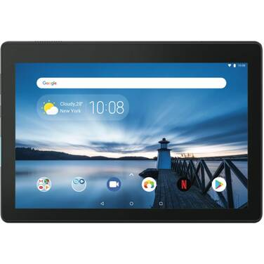 Lenovo Tab E10 10.1 16GB WiFi Android Tablet Black PN ZA470028AU