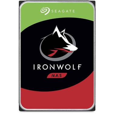 16TB Seagate 3.5 7200rpm SATA Ironwolf NAS HDD PN ST16000VN001 Special