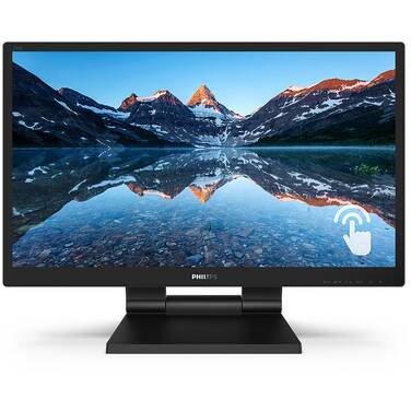 23.8 Philips 242B9T IPS Touch Screen Monitor with Speakers