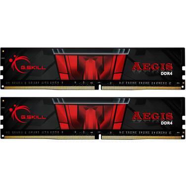 16GB DDR4 G.Skill (2x8GB) 3200Mhz Aegis RAM F4-3200C16D-16GIS