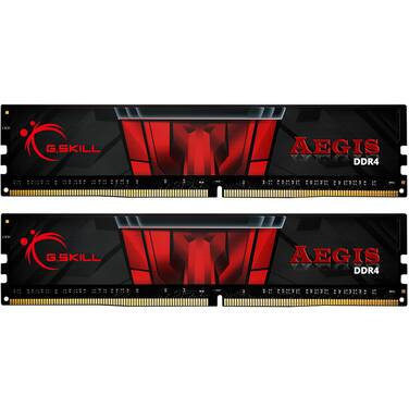 32GB DDR4 G.Skill (2x16GB) 3200Mhz Aegis RAM PN F4-3200C16D-32GIS