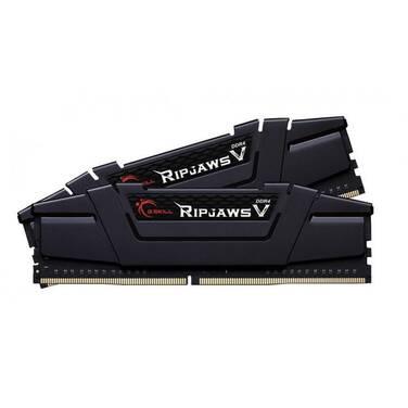16GB DDR4 G.Skill (2x8GB) 3600Mhz Ripjaws V RAM Kit PN F4-3600C18D-16GVK