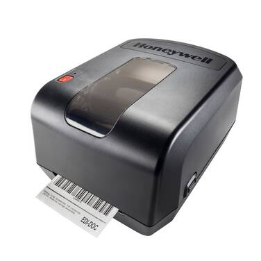 Honeywell PC42T Thermal Transfer USB/Ethernet/Serial Label Printer Incl Cable PN PC42TPE01316