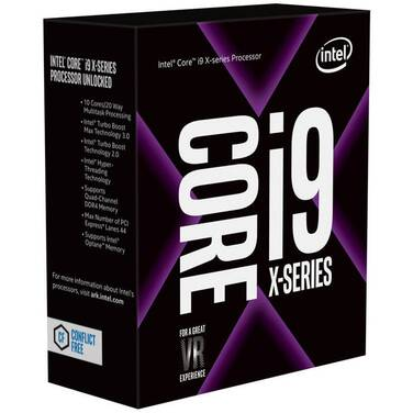 Intel S2066 Core i9 10940X 3.3GHz 14 Core CPU PN BX8069510940X (No Heatsink Included)
