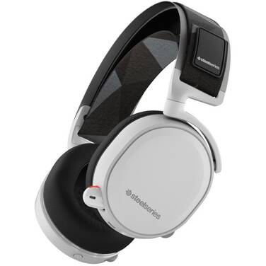 SteelSeries Arctis 7 Refresh White Wireless Gaming Headset