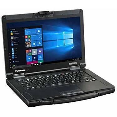 Panasonic FZ-55 Mk1 14 Touch Core i5 4G LTE Toughbook Win 10 Pro PN FZ-55C0018VA
