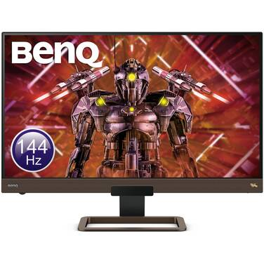 27 Benq EX2780Q QHD 144Hz IPS Gaming Monitor with Speakers