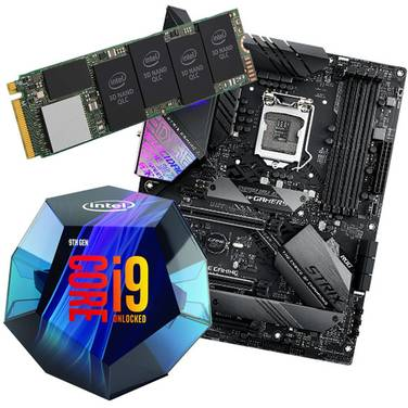 Intel i9 Gaming Bundle