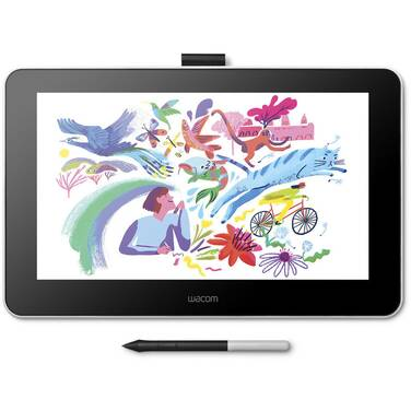 13.3 Wacom One Creative Pen Display PN DTC133W0C