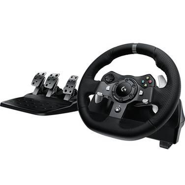 Logitech G920 Driving Force Racing Wheel (XBOX1/PC) PN 941-000126 -