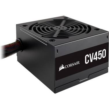 450 Watt Corsair CV450 80 Plus Bronze Power Supply CP-9020209-AU