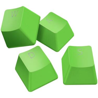 Razer PBT Keycap Upgrade Set - Green RC21-01490400-R3M1
