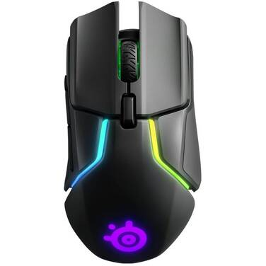 SteelSeries Rival 650 Dual-Optical Wireless Gaming Mouse 62456
