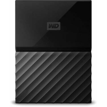 3TB WD 2.5 USB 3.0 My Passport Portable HDD BLACK WDBYFT0030BBK-WESN