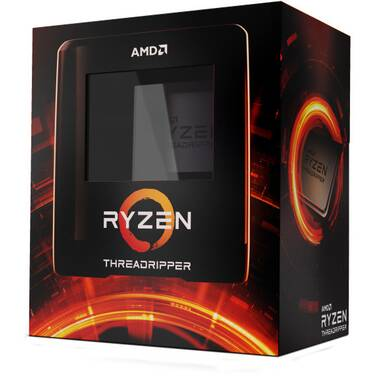 AMD sTRX4 Ryzen Threadripper 3990x 2.9GHz 64 Core CPU (No Heatsink) 100-100000163WOF