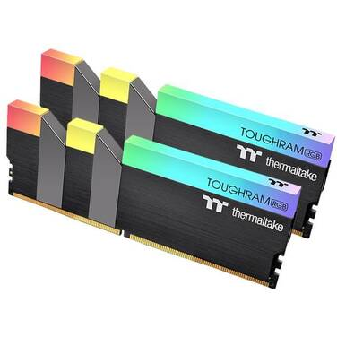 16GB DDR4 Thermaltake (2x8GB) TOUGHRAM RGB 4400MHz RAM R009D408GX2-4400C19A