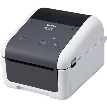 Brother TD-4420DN Direct Thermal Transfer Label Printer