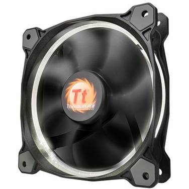 140mm Thermaltake Riing 14 WHITE LED Fan CL-F039-PL14WT-A