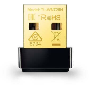 TP-Link TL-WN725N Wireless-N150 USB Network Adapter