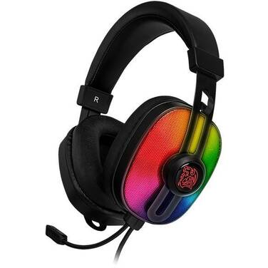 Thermaltake TteSports Pulse G100 RGB 3.5mm/USB Headset HT-PLS-ANECBK-28