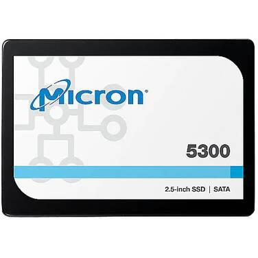7.68TB Micron 5300PRO 2.5 SATA 6Gb/s 2.5 Enterprise SSD