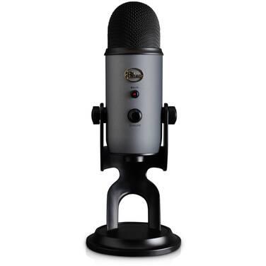 Blue Yeti SLATE USB Microphone PN 836213000175
