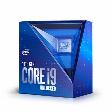 Intel S1200 Core i9 10900K 3.70GHz 10 Core CPU BX8070110900K (No Cooler)