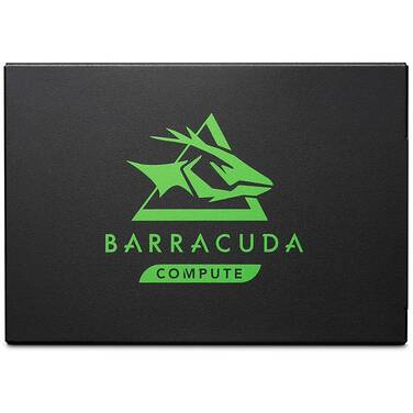 250GB Seagate Barracuda 120 Series SATA 6Gb/s SSD PN ZA250CM1A003